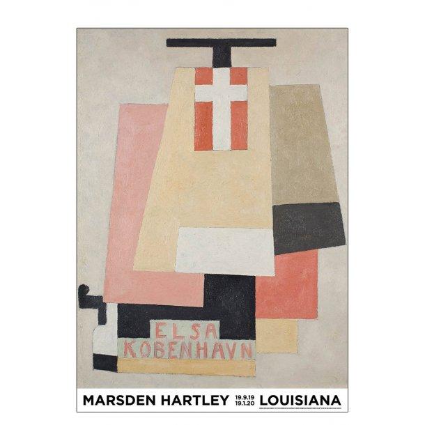 Marsden Hartley, Elsa Kobenhavn 1916