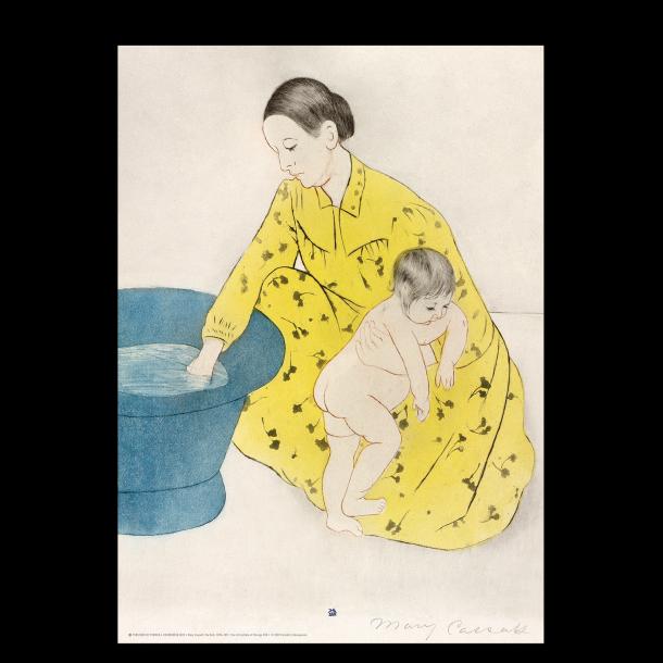 Mary Cassatt. Badet