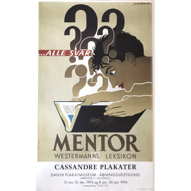 Mentor –  Cassandre motiv