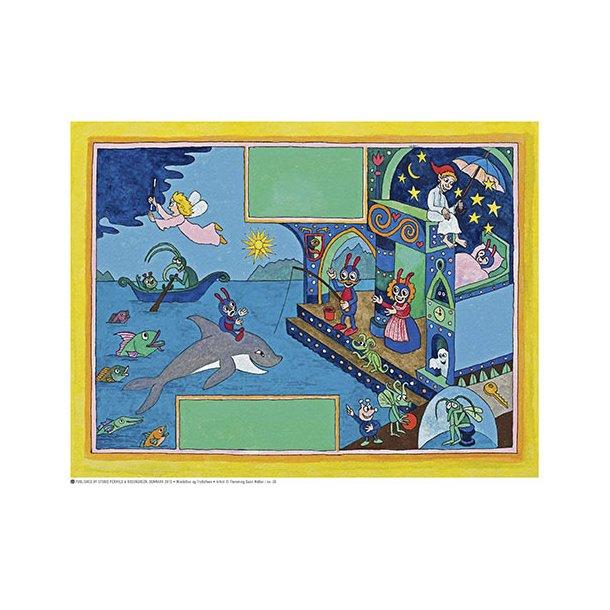 Møller, AD. Minibillen og Tryllefeen #20