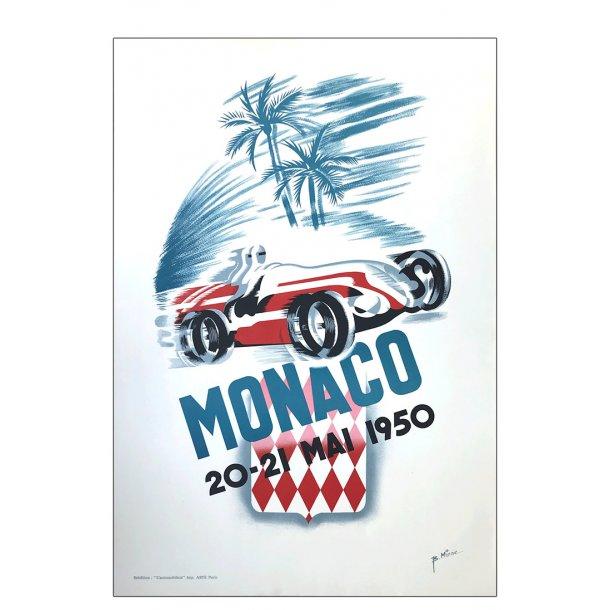 Formel 1 - Monaco 1950