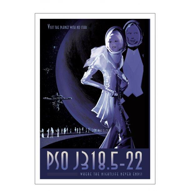 NASA, 13. PSO J318.5-22