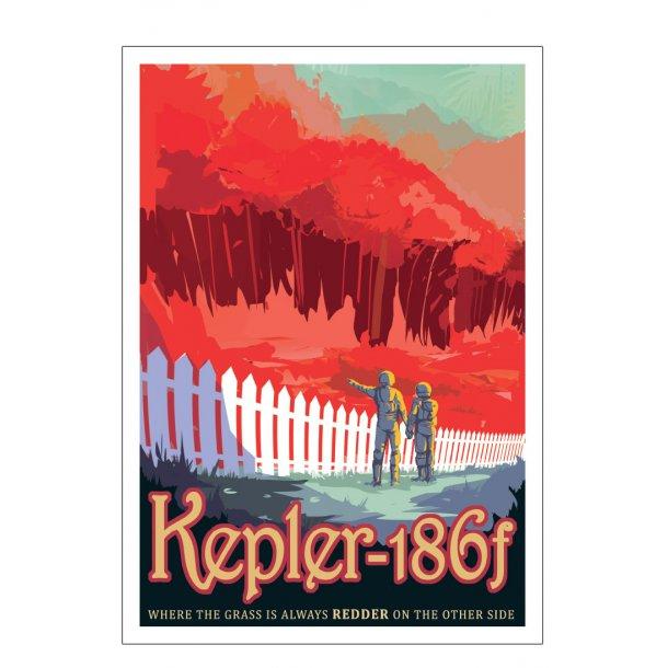 NASA, 15. Kepler-186f
