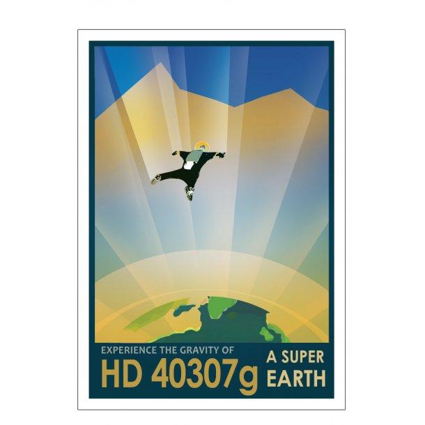 NASA, 11. HD 40307g