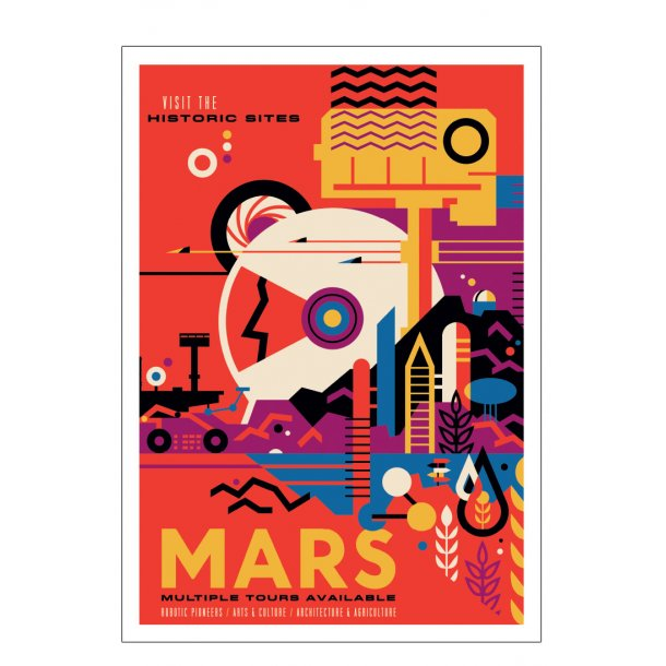 NASA, 2. Mars