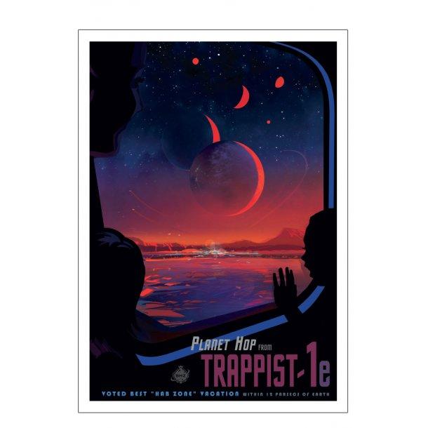 NASA, 14. Trappist-1e