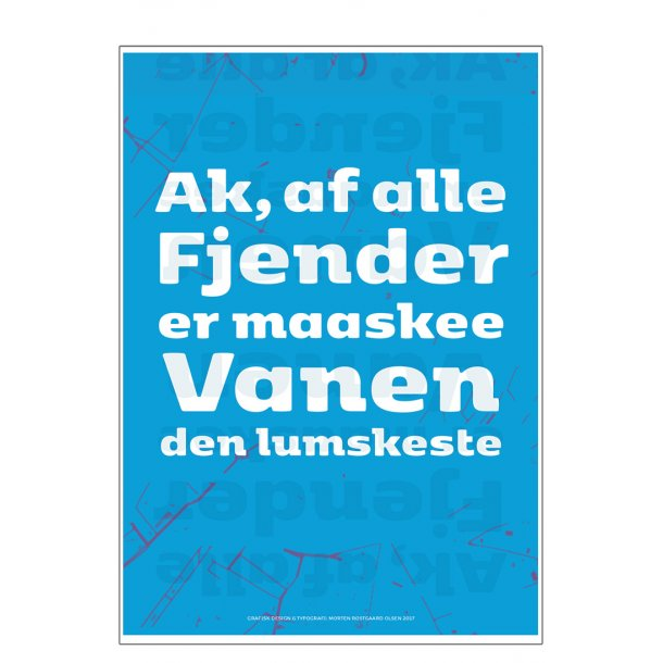 Olsen, Søren Kierkegaard Citat / 4