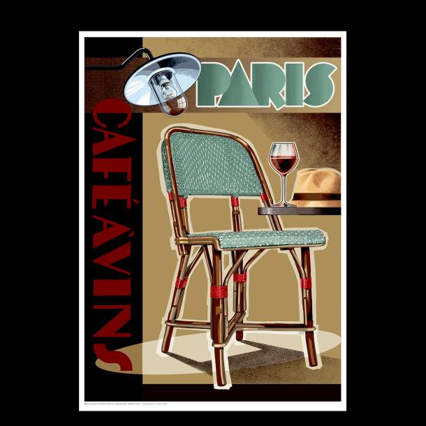 Ditlev, Paris Cafe