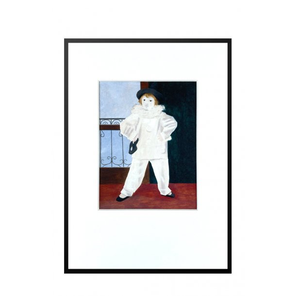 Lille Picasso – Paul en Pierrot