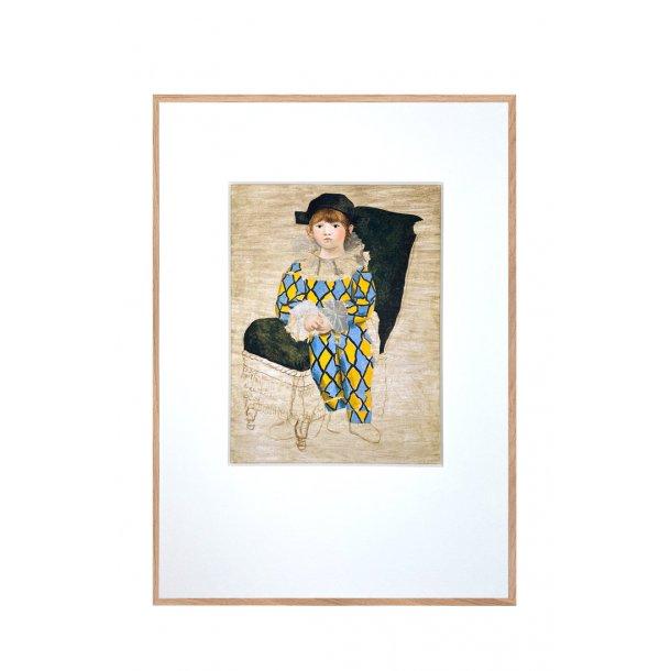 Lille Picasso – Paul en Arlequin