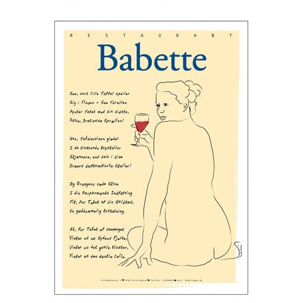 Andersen, Babette