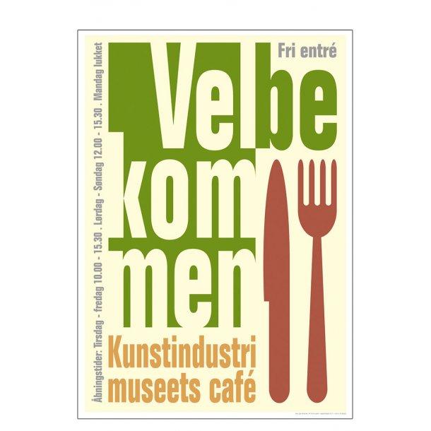 Andersen, Cafe, Velbekommen