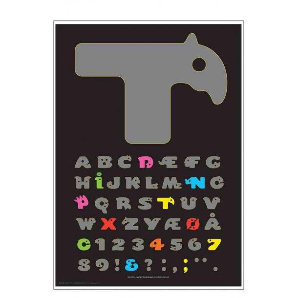 Søndergaard, Zoo Letters