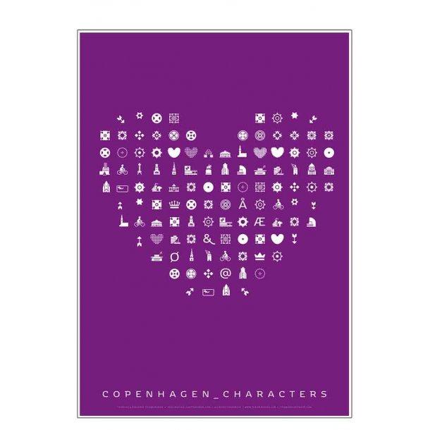 Olsen, Typeface København - Serie 2 / 1