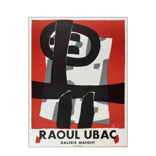 Raoul Ubac – Galerie Maeght