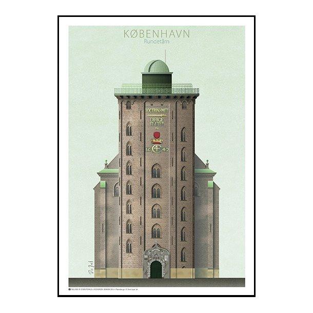 Jal, Københavns tårne, 1. Rundetårn