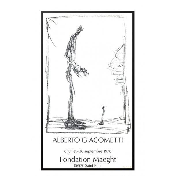 Alberto Giacometti. Fondation Maeght