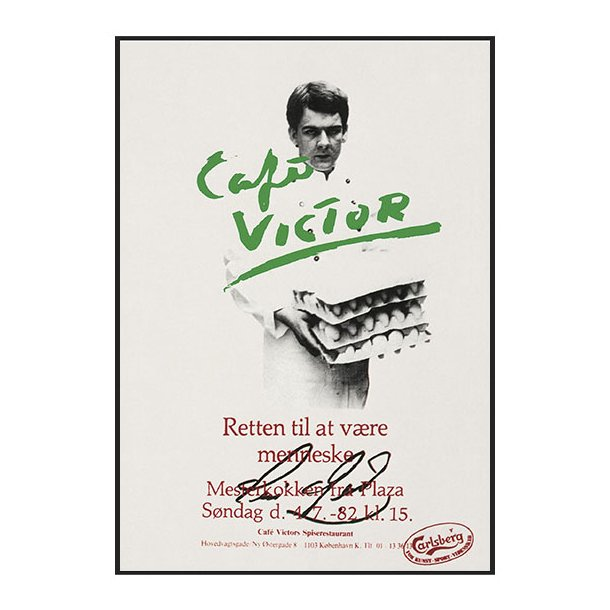 Café Victor, Gericke - 04.07.1982