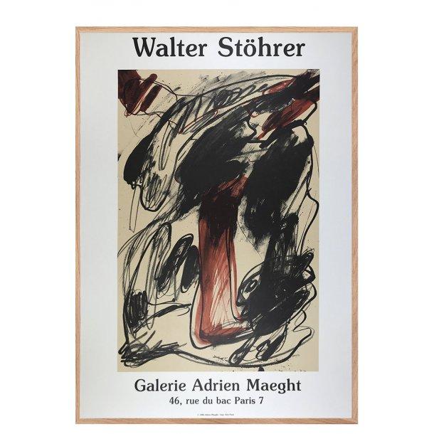 Galerie Maeght – Walter Stöhrer 1984