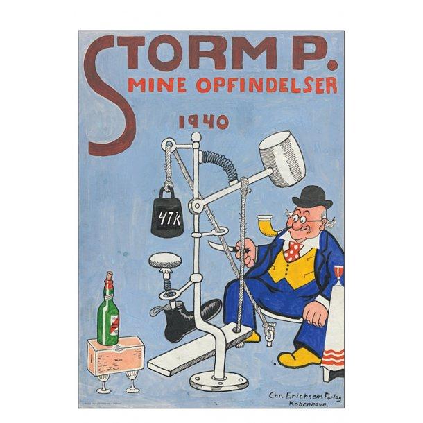 Mine opfindelser, 1940