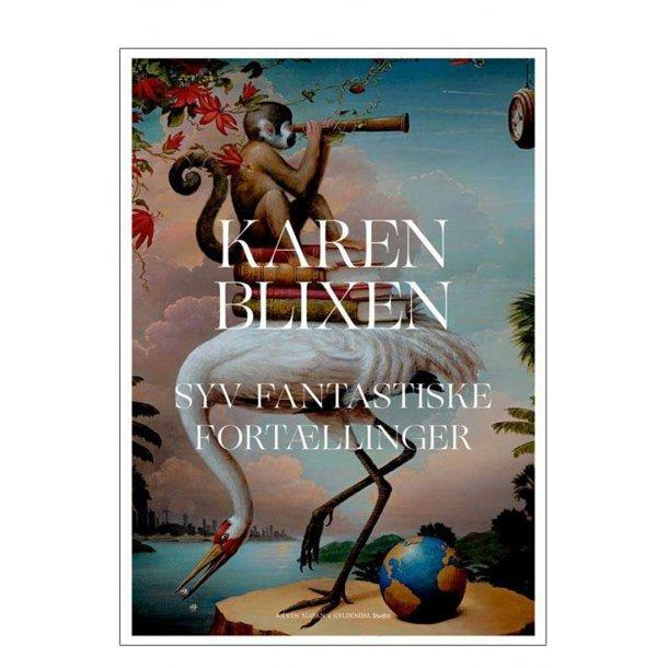Karen Blixen – Syv fantastiske fortællinger. Kevin Sloan