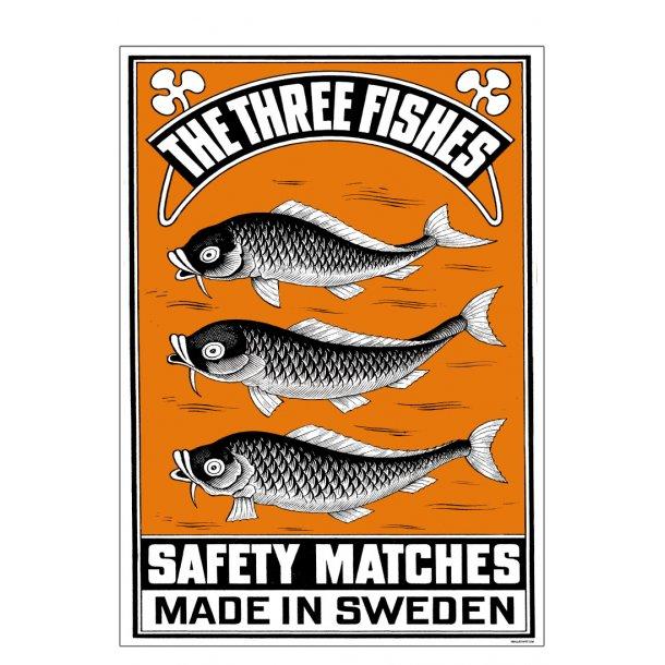 Three fishes, Small Box Art