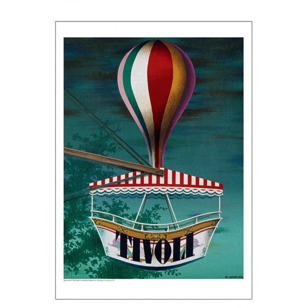Tivoli 1943 plakat / Tivoli 5, Andersen