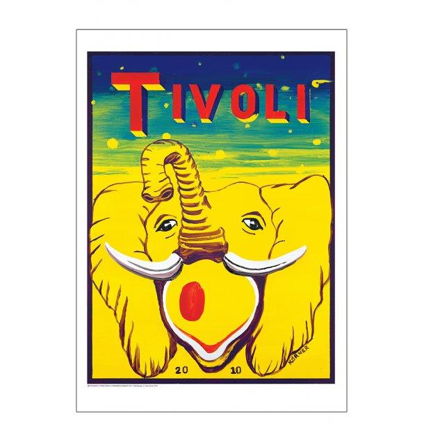 Tivoli 13 / 2010 plakat - Kørner