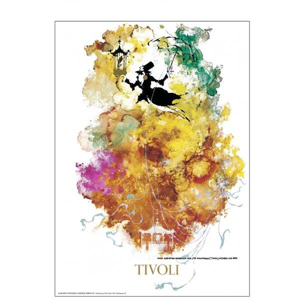 Tivoli 1986 plakat - Nielsen