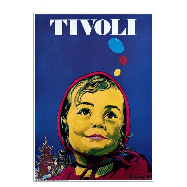 Tivoli 1995 plakat - Carlsen