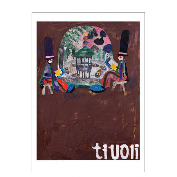Tivoli 14 / 2009 plakat - R