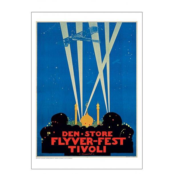Tivoli 1916 plakat 2. - Jensen