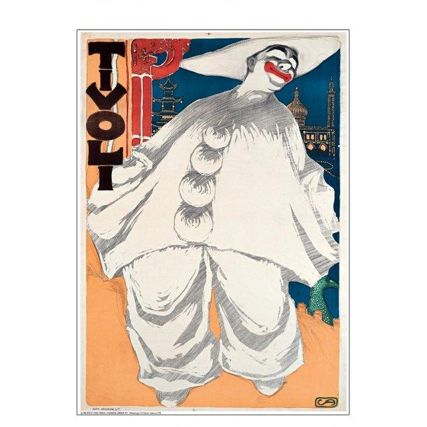 Tivoli 1906 plakat, Andersen