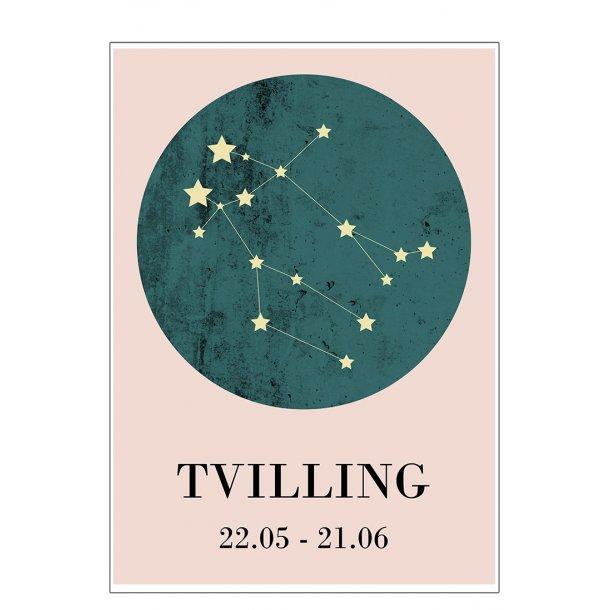 Stjernetegn - Tvilling