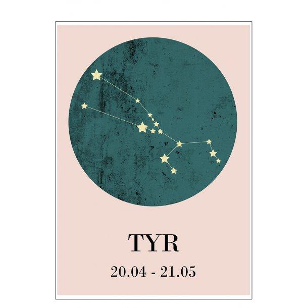 Stjernetegn - Tyr