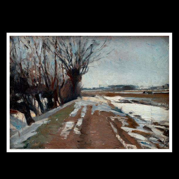 Gottschalk, Vinterdag ved Utterslev