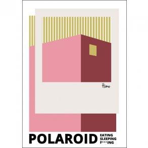 afc67b1a Polaroid – Eating, Sleeping, F***ing, Red