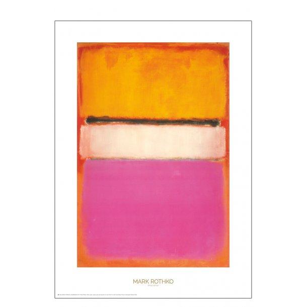 Mark Rothko. White center