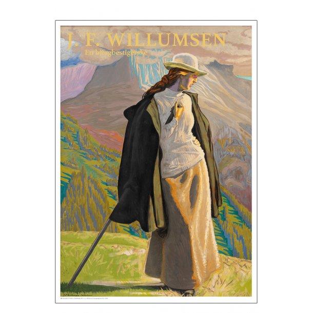 J. F. Willumsen – En bjergbestigerske