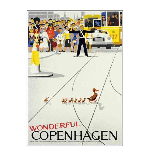 Vagnby, Viggo, A - Wonderful Copenhagen
