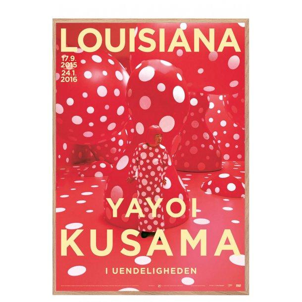 Guidepost to the new space, Yayoi Kusama, Louisiana