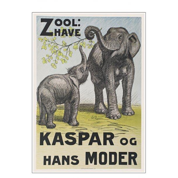 Z 20. - Zoo - Kaspar og hans Moder
