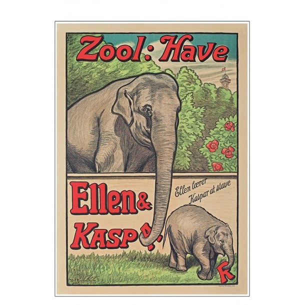 Z 19. - Zoo - Ellen og Kaspar