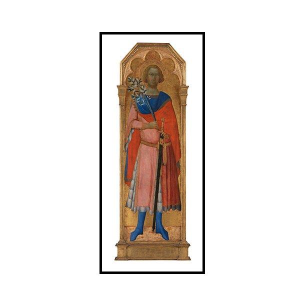Mesteren for Palazzo Venezia Madonna, Skt. Victor af Sien
