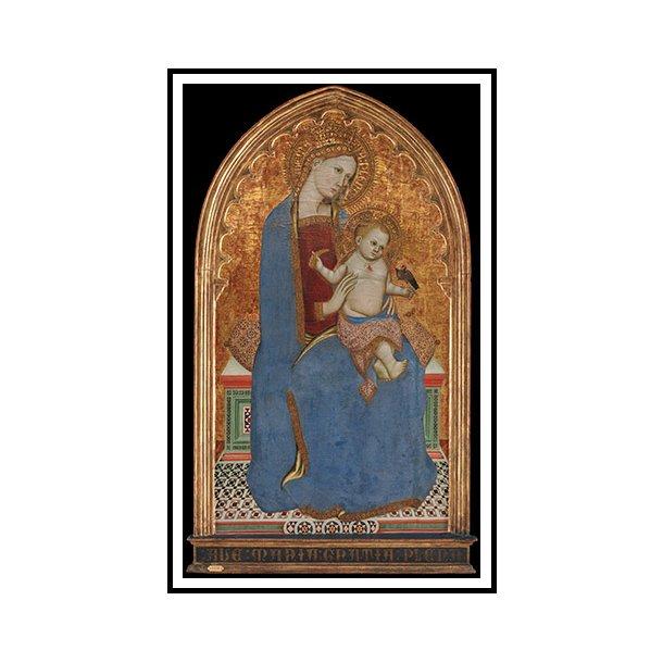 Pietro, Madonna med Barnet