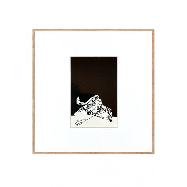 Lille Galerie Maeght: Antonio Saura