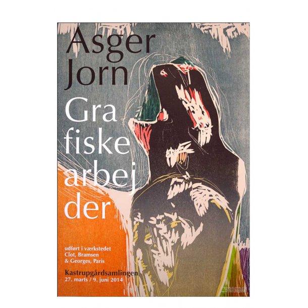 Asger Jorn – Grafiske arbejder