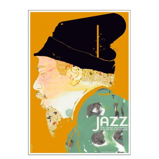 Thelonious Monk. Aarhus Jazz Festival 2015