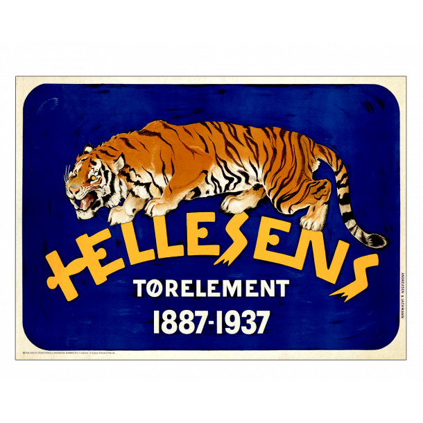 Petersen, Hellesens Tørelement 1887 - 1937