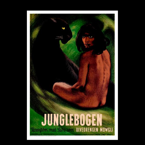 Hansen, Aage, AZ - The Jungle book